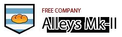 alleys mk ii ffxiv free company